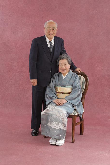家族写真/還暦撮影 | 奈良の撮影とレンタル衣装はワ …
