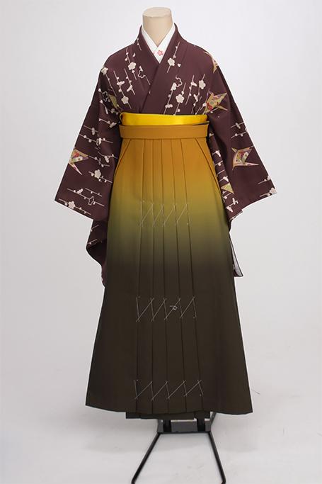 レンタル卒業袴