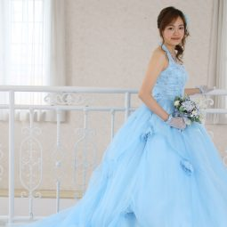 成人式撮影 ドレス