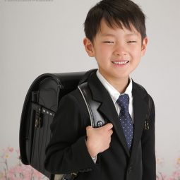 入学記念フォト